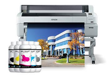 5 Liter Pigment Bulk Ink for SureColor T-Series t3000 t5000 t7000 t3270 t5270 t7270 Inkjet refillable Cartridge ColorStore